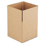 "Universal Kraft Corrugated Shipping Boxes, 14"" x 14"" x 14"""