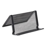 Universal Mesh Metal Business Card Holder