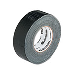 Universal General Purpose Duct Tape, 9.0 mils Thick, 48mm x 55m, Black