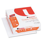 Universal Copy Paper, 92 Brightness, 20 lb, 8-1/2 x 11, White, 200,000 Sheets