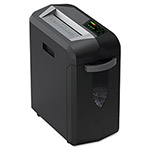 Universal 48001 Medium-Duty Cross-Cut Shredder, 10 Sheet Capacity