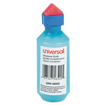 Universal Squeeze Bottle Moistener with Sponge Tip Applicator, 2 oz. Capacity