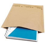 Universal Jiffy Natural Self-Seal Cushioned Mailer, #2, Natural Kraft, 100/Carton