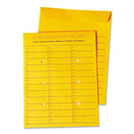 Universal Interoffice Re-Seal Envelope, 10 x 13, Brown, 100/Box