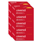 Universal Smooth Finish Jumbo Paper Clips, 100 Clips per Box