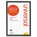 Universal Glossy Black Poster Frame, 24 x 36
