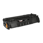 Universal Remanufactured Q5949A (49A) Toner, Black