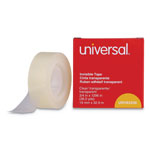 "Universal Invisible Tape, 3/4"" x 1296"", 1"" Core"