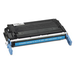 Universal Remanufactured C9721A (641A) Toner, Cyan