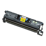 Universal Remanufactured Q3972A (123A) Toner, Yellow