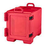 Cambro UPC300 Ultra Pan Carrier, Hot Red