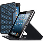 Solo Vector iPad Mini Slim Case, Blue/Black