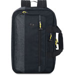 "Solo Hybrid Backpack, Holds 15.6"" Laptop, Blue/Gray"