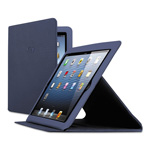 Solo Classic Slim Case for iPad Air, Navy