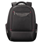 "Solo Executive Laptop Backpack, 17.3"", 13 3/4 x 7 x 19 1/2, Black"