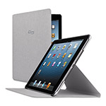Solo Millennia Case for iPad Air, Gray
