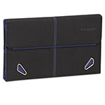 Solo Kindle Fire Case, Black/Blue