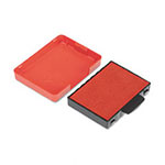 U.S. Stamp & Sign Trodat T5200 Stamp Replacement Ink Pad, 1w x 1-5/8d, Red
