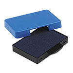 U.S. Stamp & Sign Trodat T5206 Stamp Replacement Ink Pad, 1-3/8w x 2-3/8d, BE