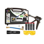 Uview Spotgun Jr. UV Phazer Black (AAA) Leak Detection Kit with ExtenDye