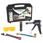 Uview Spotgun Jr. Leak Detection Kit With True UV LED Lite And ExtenDye