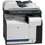 HP CM3530fs LaserJet Color All in One Laser Printer (Copier/Printer/Scanner/Fax)