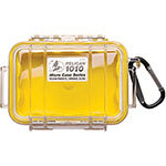 Pelican 1010 Micro Case, Yellow