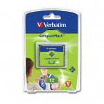 Verbatim CompactFlash Erasable Memory Card, 1GB
