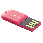 Verbatim 8GB Micro Flash Drive, Pink