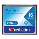 Verbatim 16GB 66X PREMIUM COMPACT FLASH