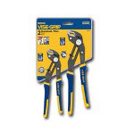 "Vise Grip Two-Piece Groovelock Pliers Set, 8"" and 10"""