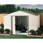 Arrow Vinyl Milford 10'x12' Storage Shed