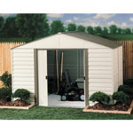 Arrow Vinyl Milford 10'x8' Storage Shed