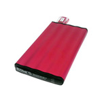 Buslink CipherShield Slim Line Encrypted DSC-2T-U3 - Hard Drive - 2 TB - USB 3.0