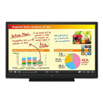 "Sharp Interactive Display System PN-L703B - 70"" Class ( 69.5"" Viewable ) LED-backlit LCD Flat Panel Display"