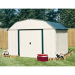 Arrow Vinyl Sheridan 10'x14' Storage Shed