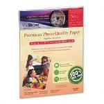 Tier 1 International Premium High Gloss Photo Paper, 8 1/2 x 11, 10.4 mil, White, 30 Sheets/Pack