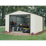 Arrow Vinyl Murryhill 14'x31' Storage Shed