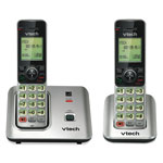 Vtech CS6619-2 Cordless Digital Answering System, Base and 1 Additional Handset