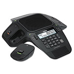 Vtech VCS704 ErisStation Wireless Conference Phone with 4 Wireless Microphones