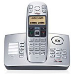 Verizon® V400AM-1 DECT 6.0 Cordless Phone with Oversided Buttons and Enhanced Acoustics