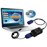 Waekon 2014 NGS PC Ford, Lincoln, Mercury Diagnostic Software Kit with Subscription based Software Solution