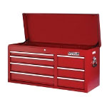 "Waterloo 41"" ProMaxx7 Drawer Tool Chest - Red"