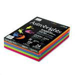 Wausau Papers Colored Paper, 8-1/2x11, 24 lb, Assortment Two, 500 Sheets/Ream