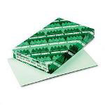 Wausau Papers Multipurpose Pastel Color Paper, 20 lb., 8 1/2 x 14, Green, 500 Sheets/Rm