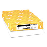 Neenah Paper Exact Index Card Stock, 110 lbs., 11 x 17, White, 250 Sheets/Pack
