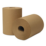 Wausau Papers Hardwound Roll Towel, Natural, 8 x 425'