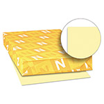 Neenah Paper Exact Vellum Bristol Cover Stock, 67 lbs., 11 x 17, Yellow, 250 Sheets
