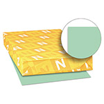 Neenah Paper Exact Vellum Bristol Cover Stock, 67 lbs., 11 x 17, Green, 250 Sheets