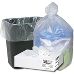 "Webster Can Liners, 7-10 Gallon, 24"" x 24"", 500/CT, Translucent"